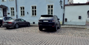 Car parking in in Tallinn Estonia.jpg