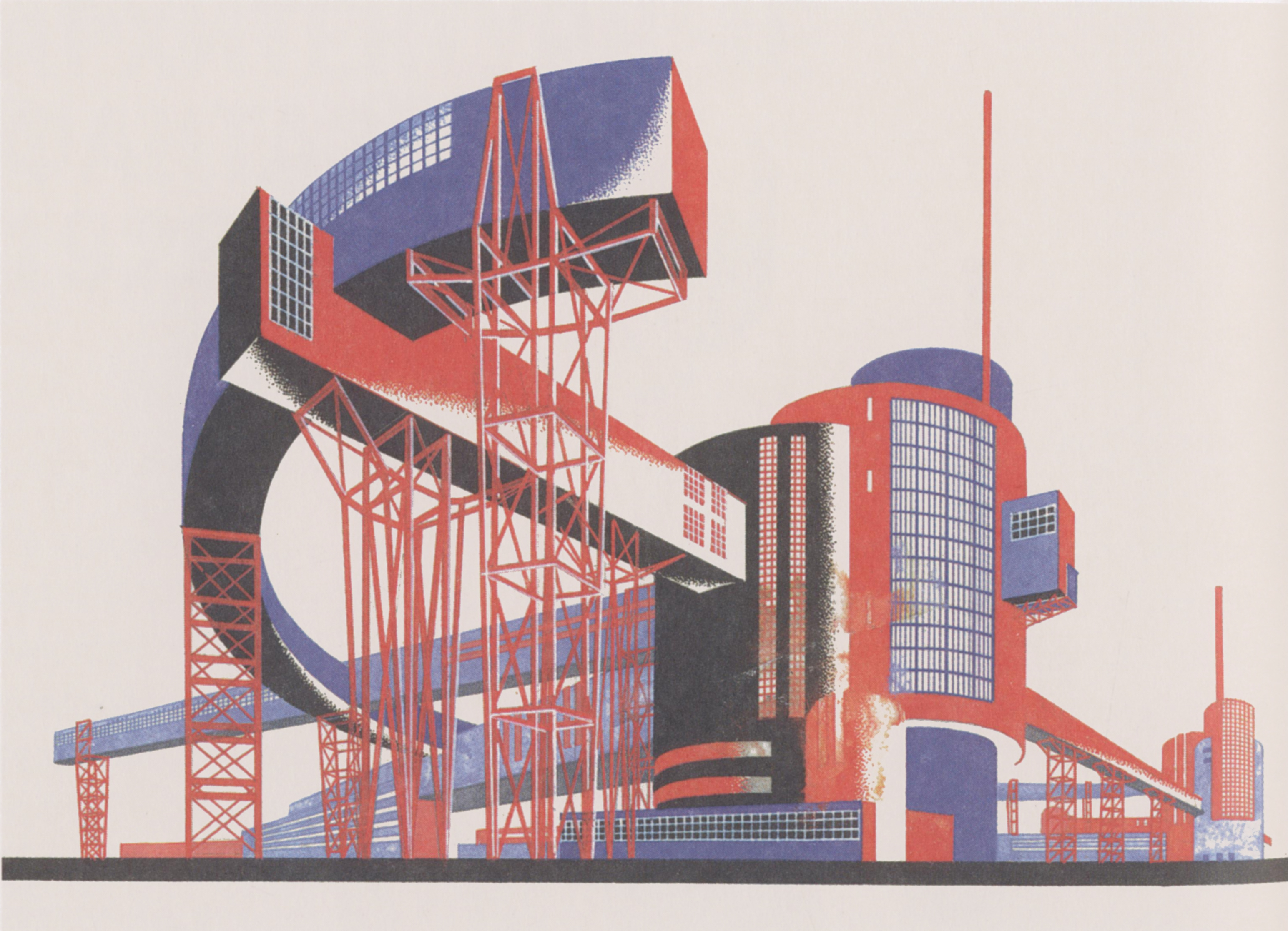 Constructivist architecture designing buildings wiki - Architecture and design ...