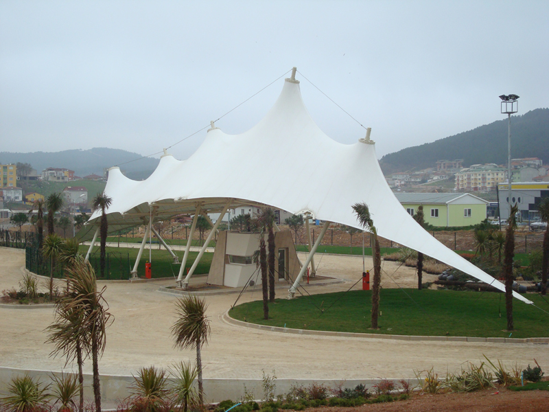 Tensile Structures Designing Buildings Wiki