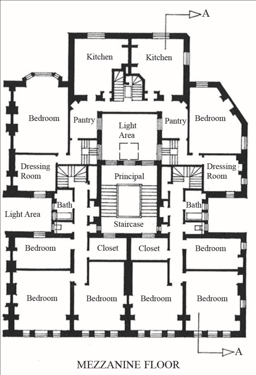 Foyer Albert Barbot Plan : Richard norman shaw and the construction of albert hall