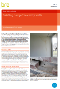Building damp free cavity walls GG 33.png
