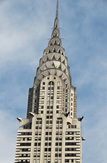 Chrysler Building Designing Buildings Wiki