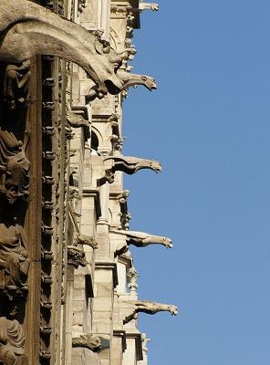 gargoyle designing buildings wiki