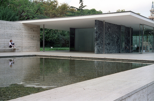 File:German pavilion barcelona.jpg