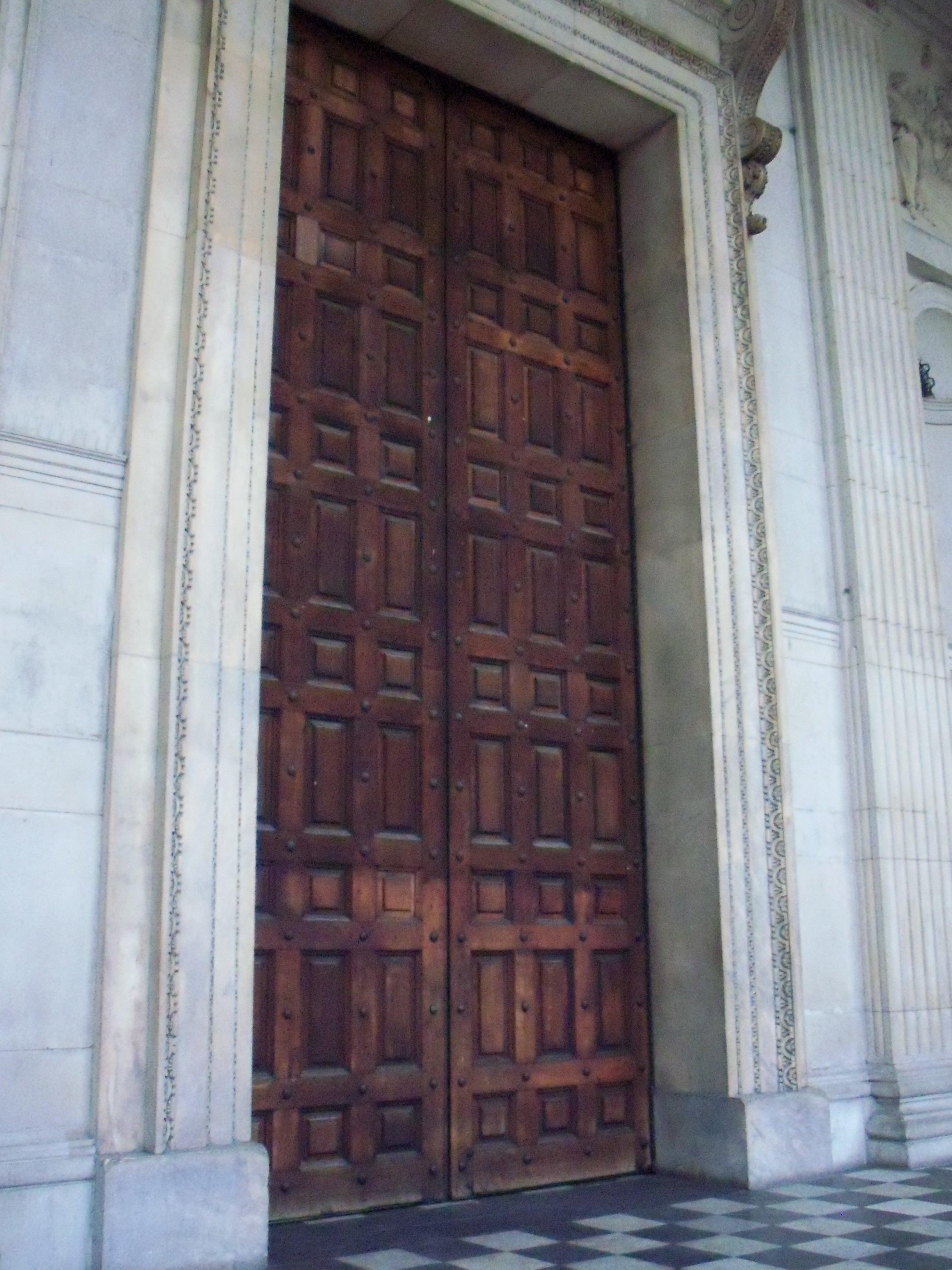 Mumfordu0026wooddoor.jpg Timber door.JPG & Types of door - Designing Buildings Wiki