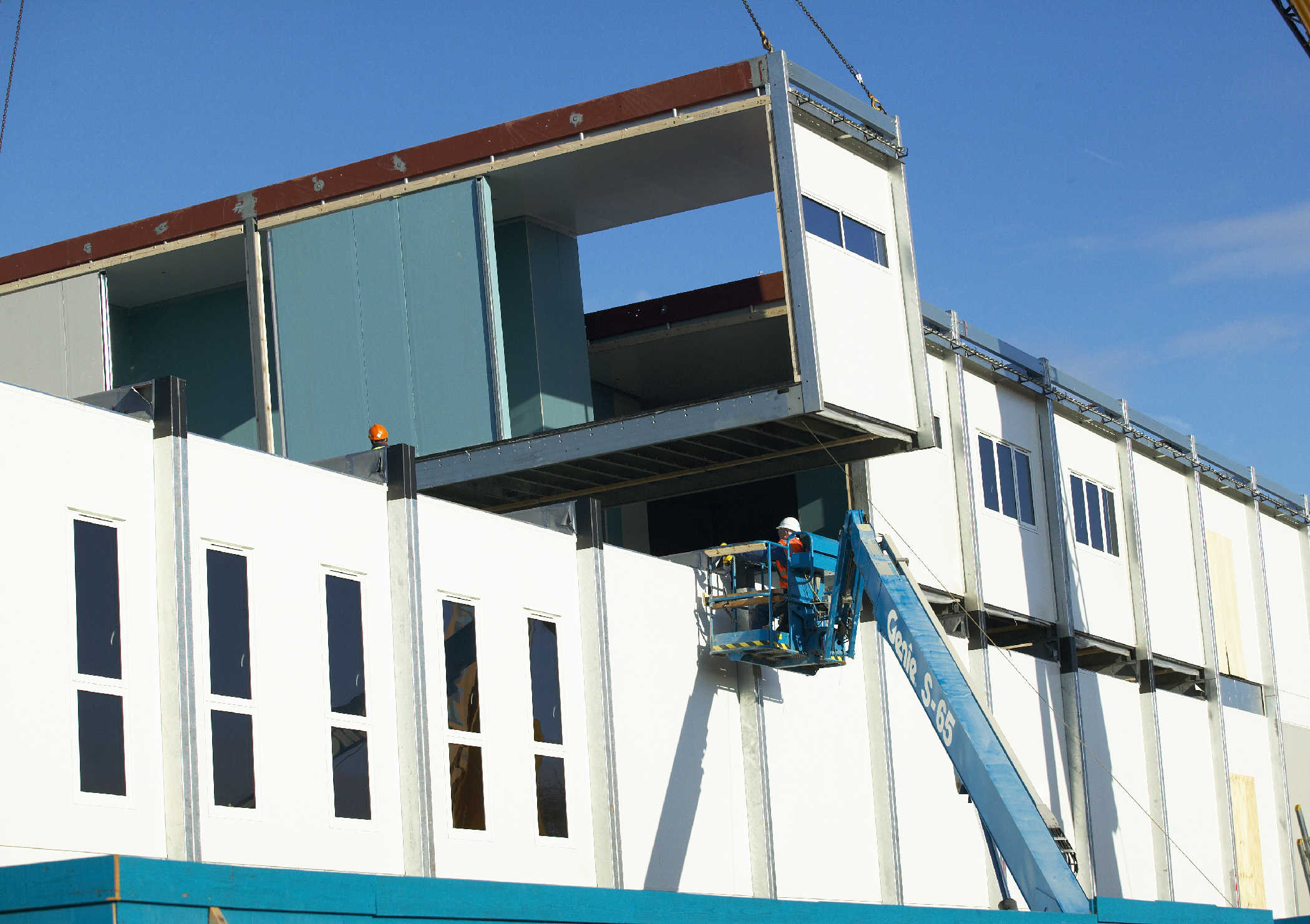 The myths of modular construction designing buildings wiki for Building construction