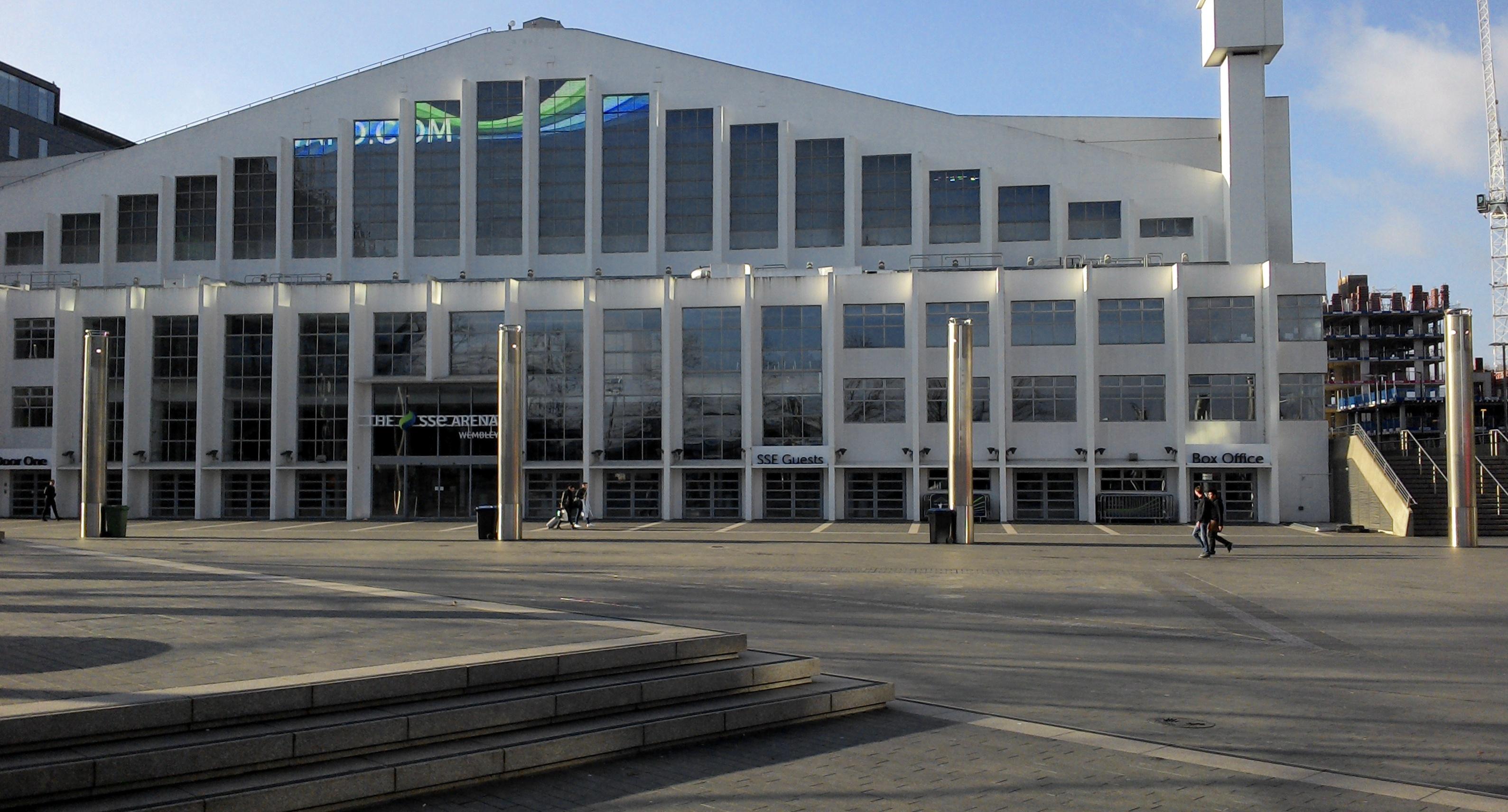 Wembley Arena Designing Buildings Wiki