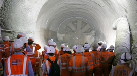 File:Crossrail tunnelling complete.jpg