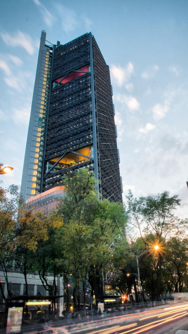 Bbva Bancomer Headquarters Designing Buildings Wiki