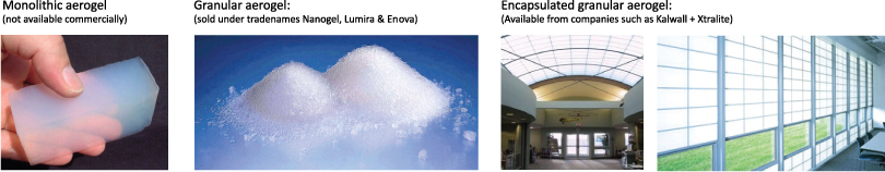 Aerogel insulation for buildings - Designing Buildings Wiki