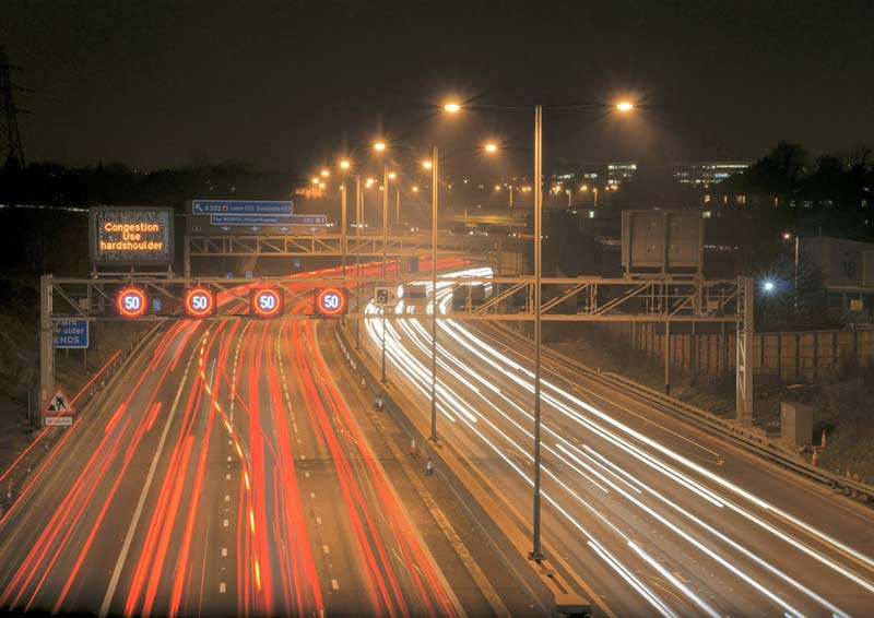 File:Highway-at-night.jpg