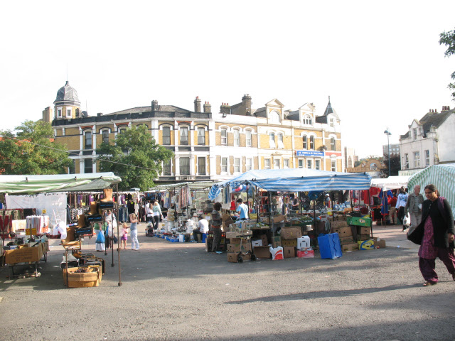 Woolwich Market - Beresford Square - geograph org uk - 972005.jpg