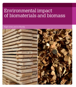 Environmental impact of biomaterials and biomass (FB 67) - Designing