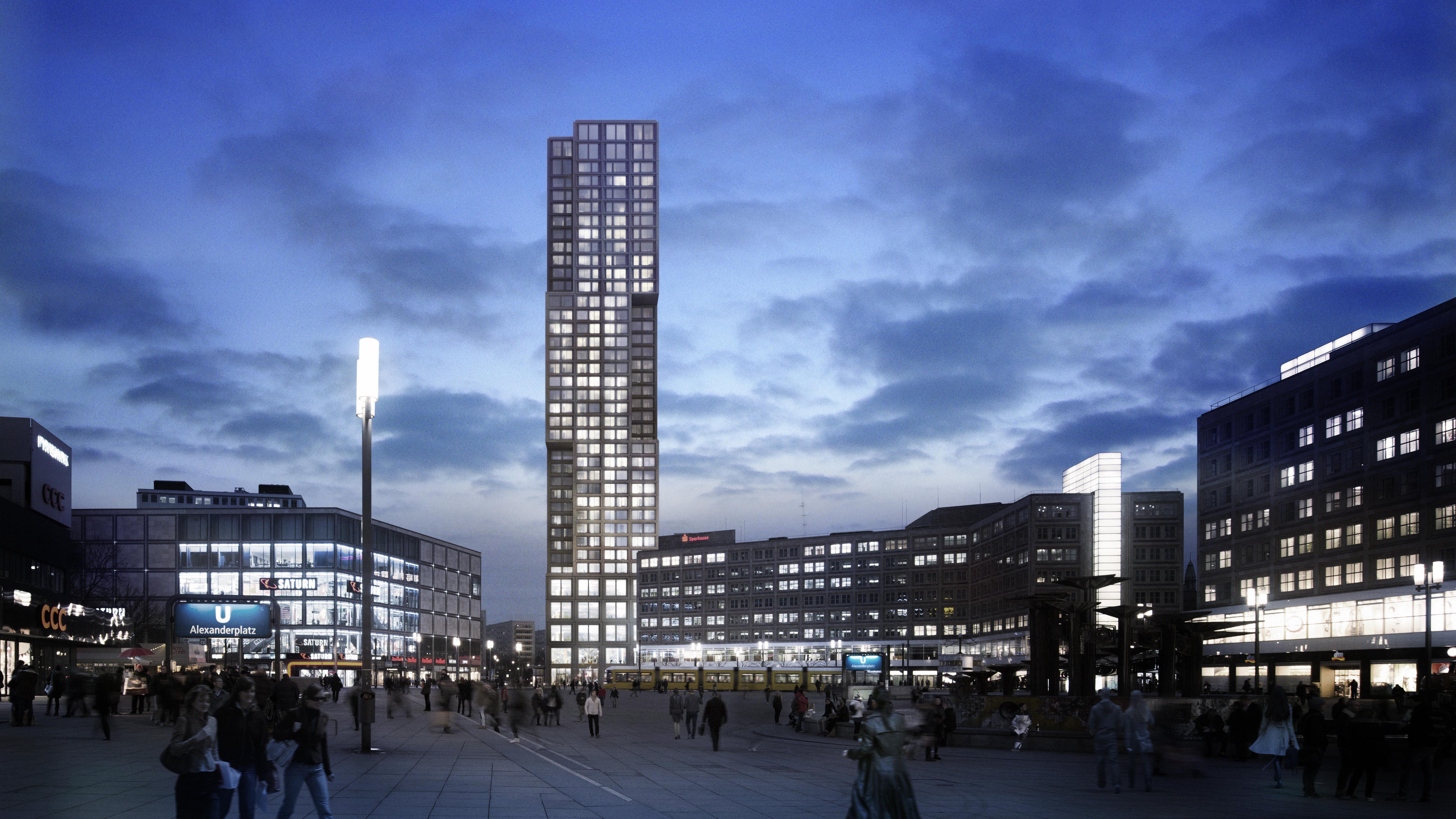 Alexander Tower Berlin Designing Buildings Wiki