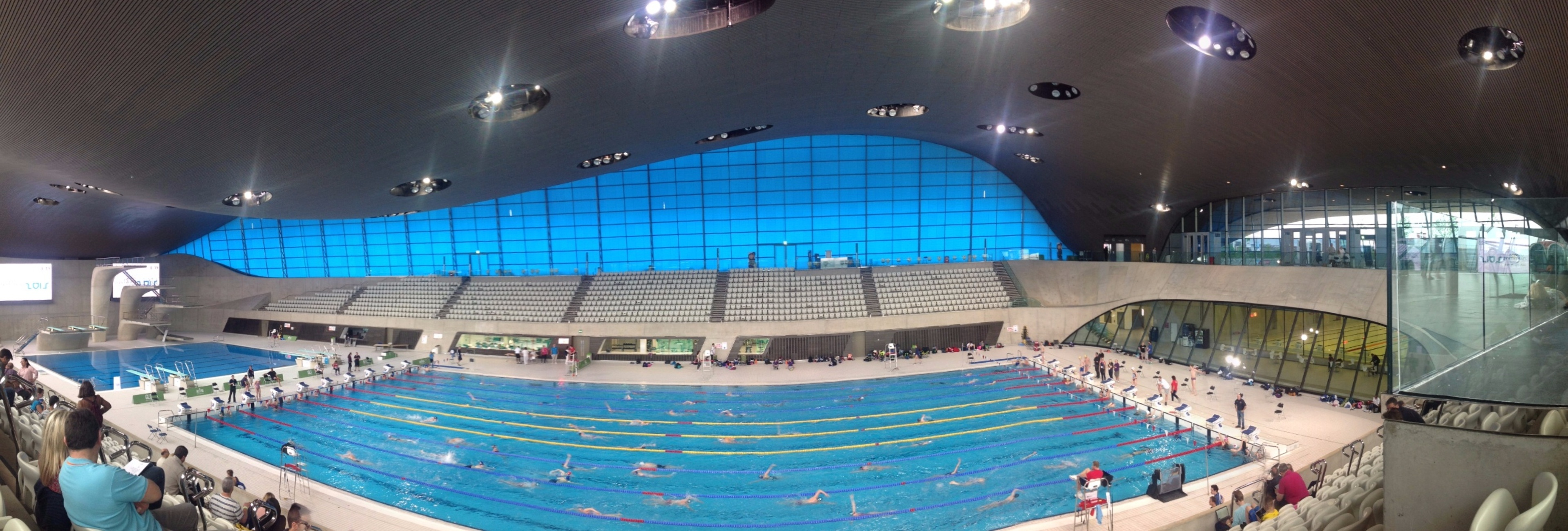 CIBSE Case Study London Olympic Aquatics Centre