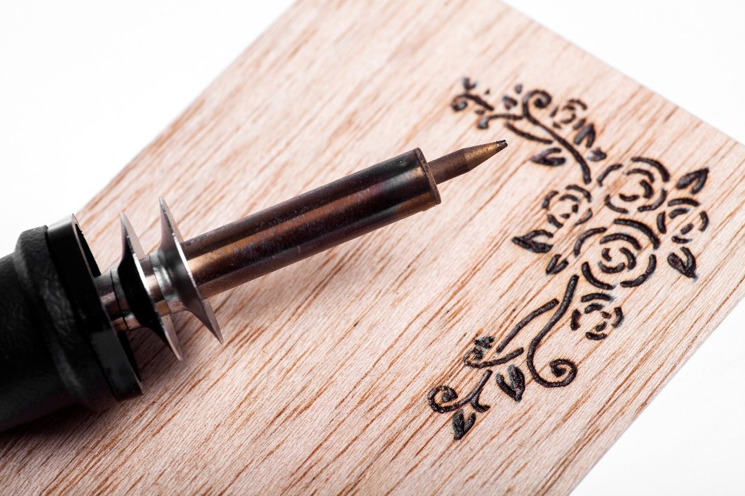 The Art of Pyrography - Designing Buildings Wiki