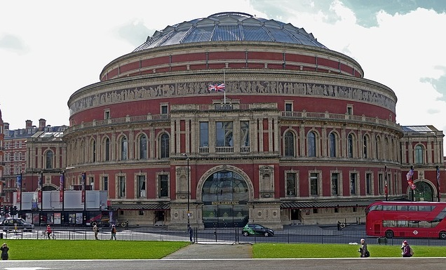 Royal albert hall designing buildings wiki for Door 8 royal albert hall