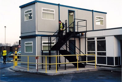Site Office Designing Buildings Wiki