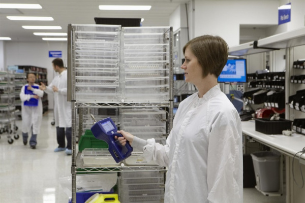 Particle counting in a clean room facility.jpg