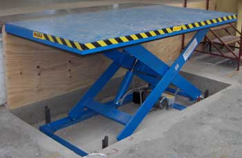 Lift table - Designing Buildings Wiki