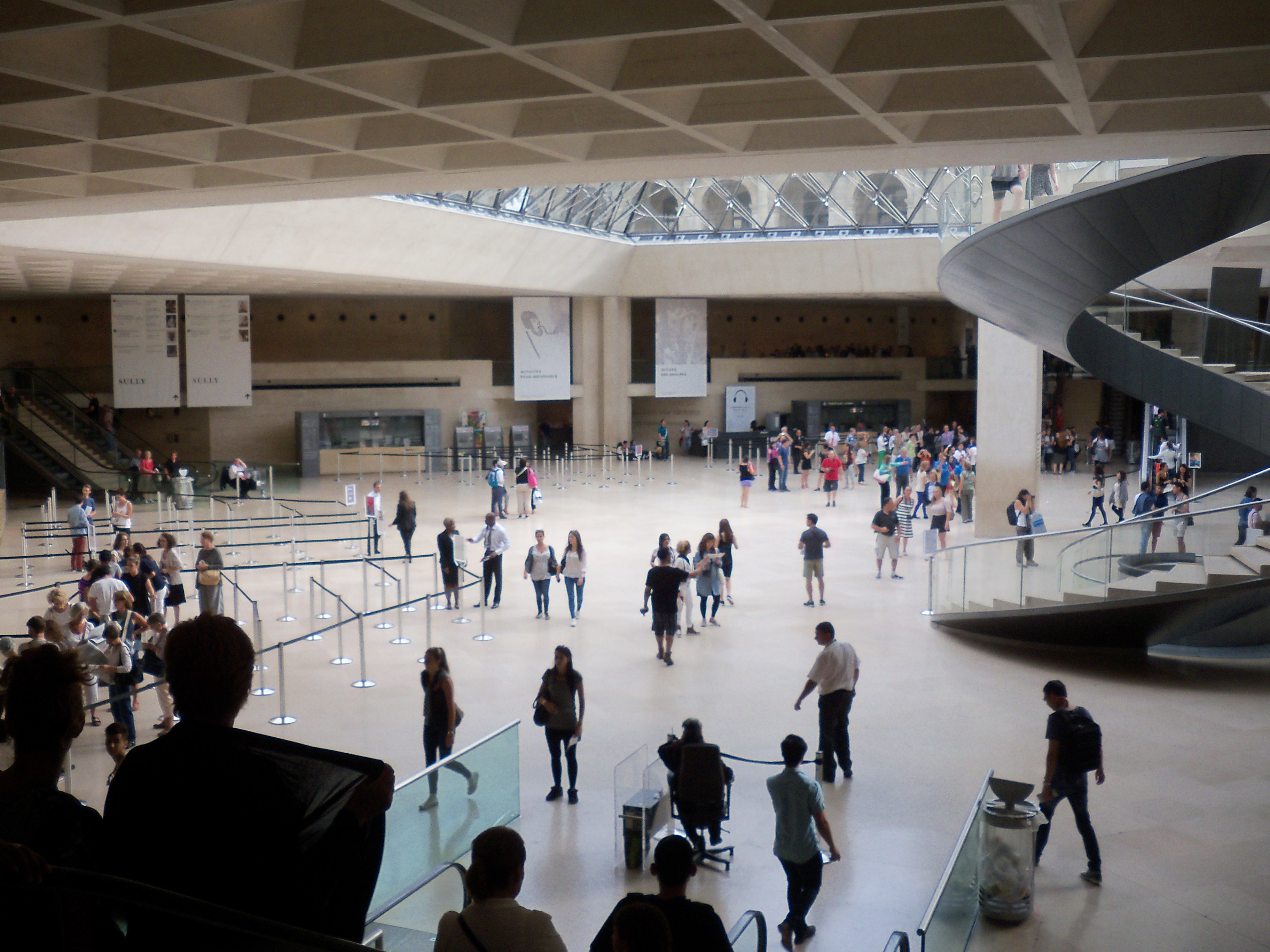 The Louvre Designing Buildings Wiki