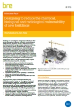 Designing to reduce the chemical biological and radiological vulnerability of new buildings.jpg