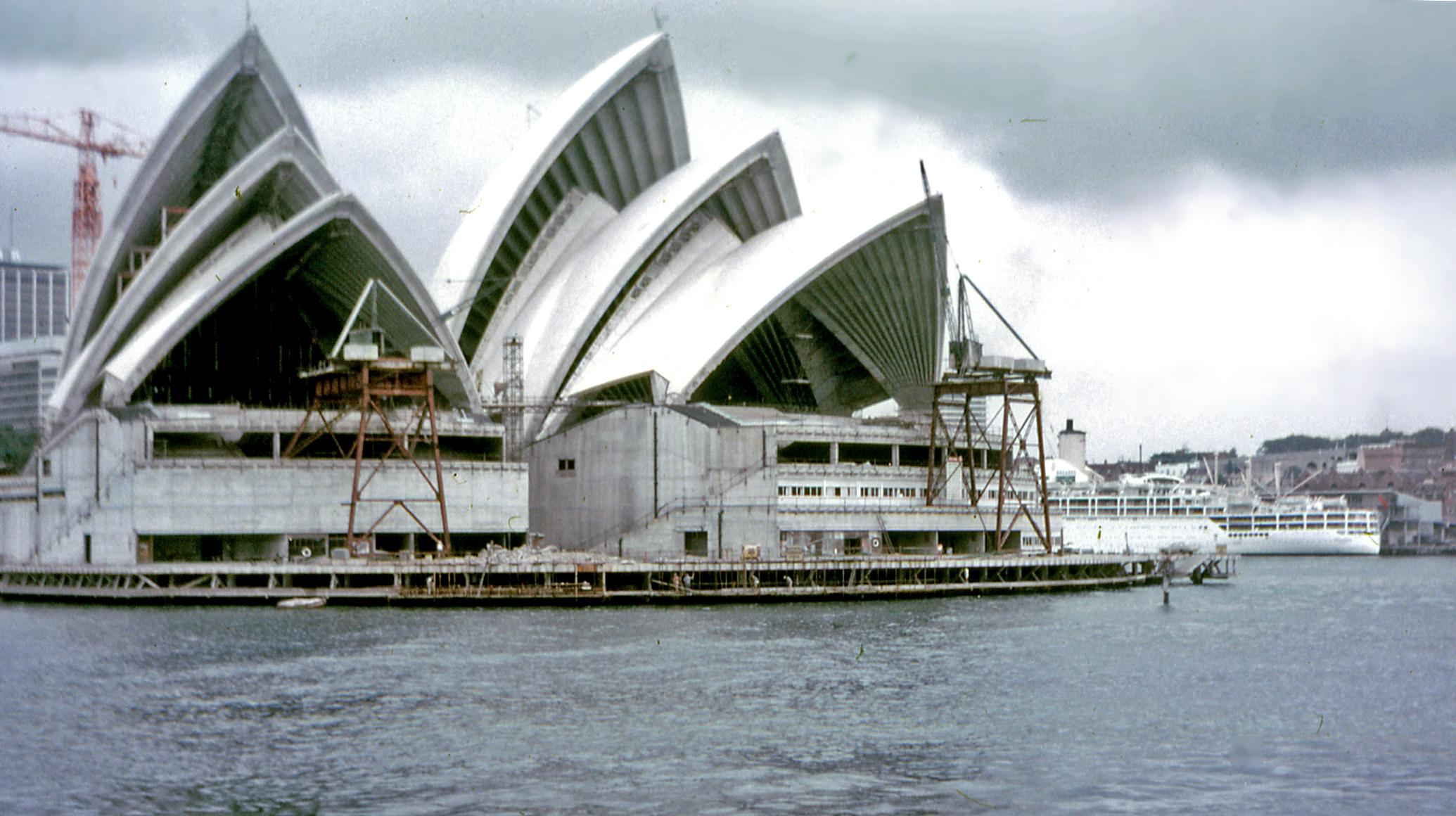 Sydney opera house designing buildings wiki for Best house designs sydney