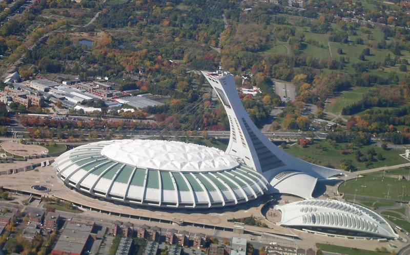 Olympic Stadium Montreal Designing Buildings Wiki