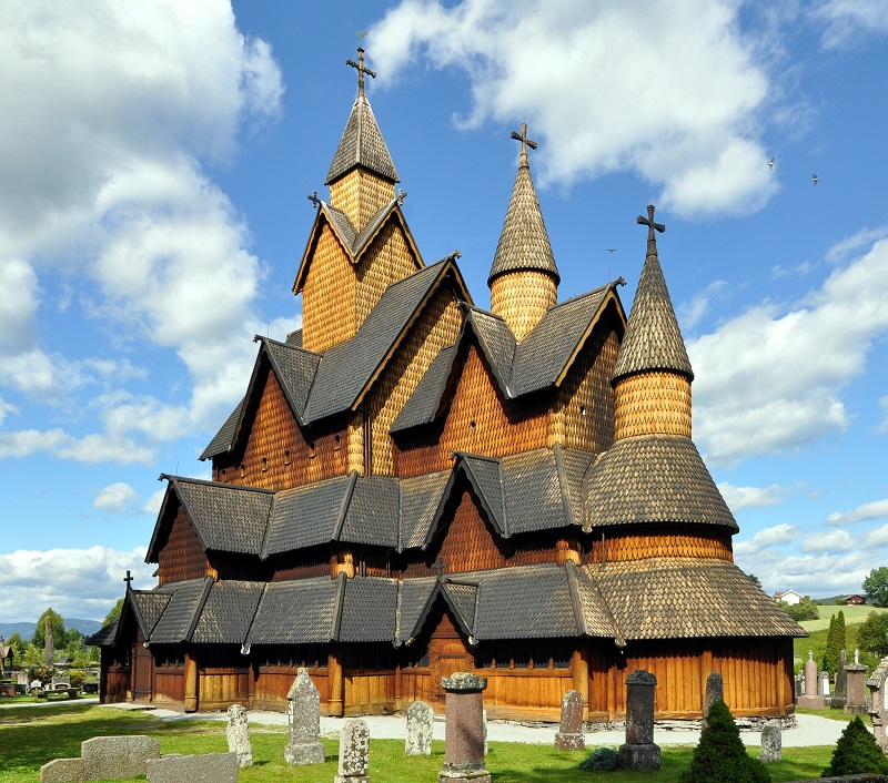 Heddal stave church, Norway - Designing Buildings Wiki