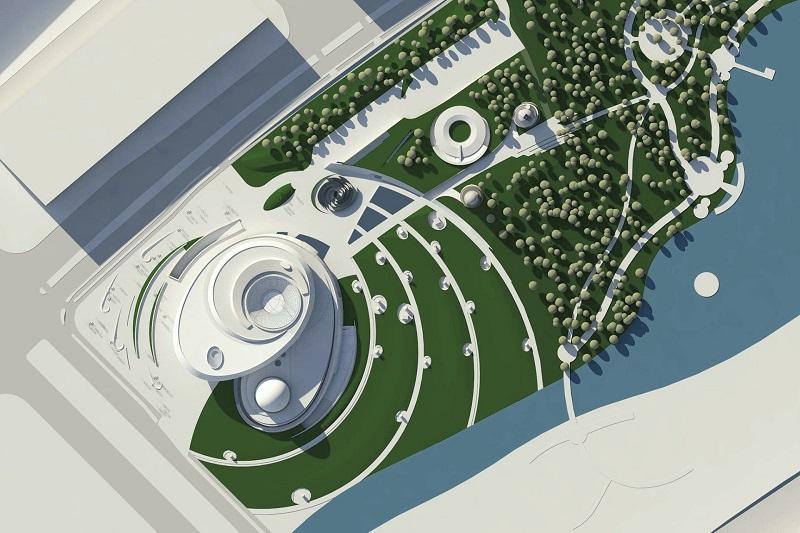 Shanghai Planetarium Designing Buildings Wiki