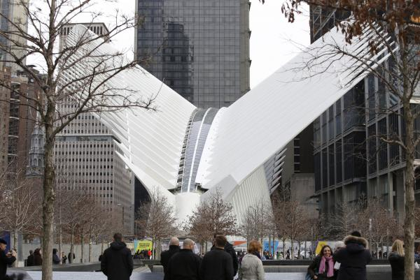 The oculus designing buildings wiki was officially opened to the public on 4 march 2016 replacing the path train station that was destroyed in the 911 attacks it provides access to publicscrutiny Image collections