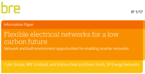 Flexible electrical networks for a low carbon future 290.png