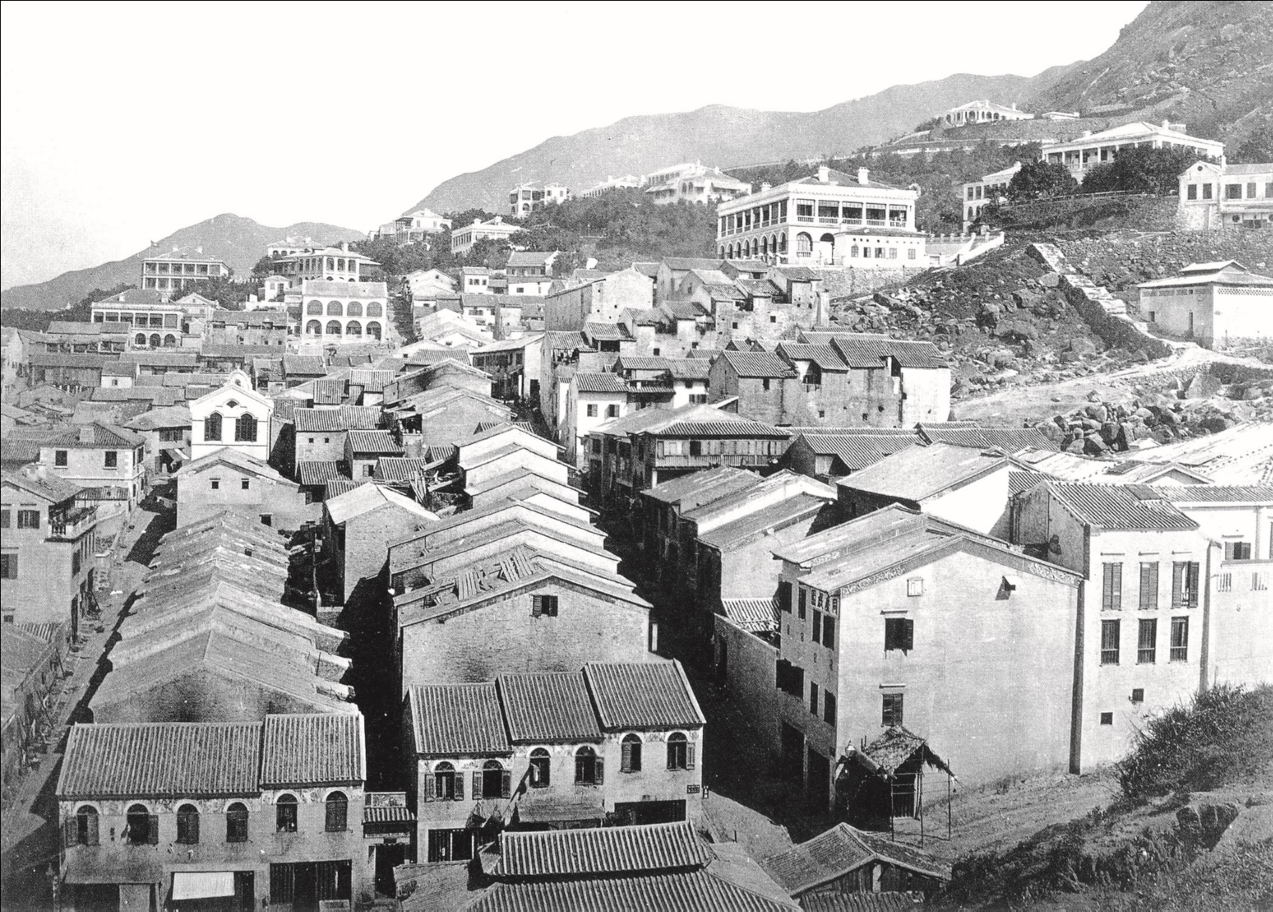 Taipingshan and the first generation shophouses.jpg