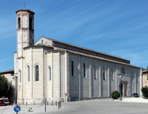 The church of San Francesco in Gubbio 290.png