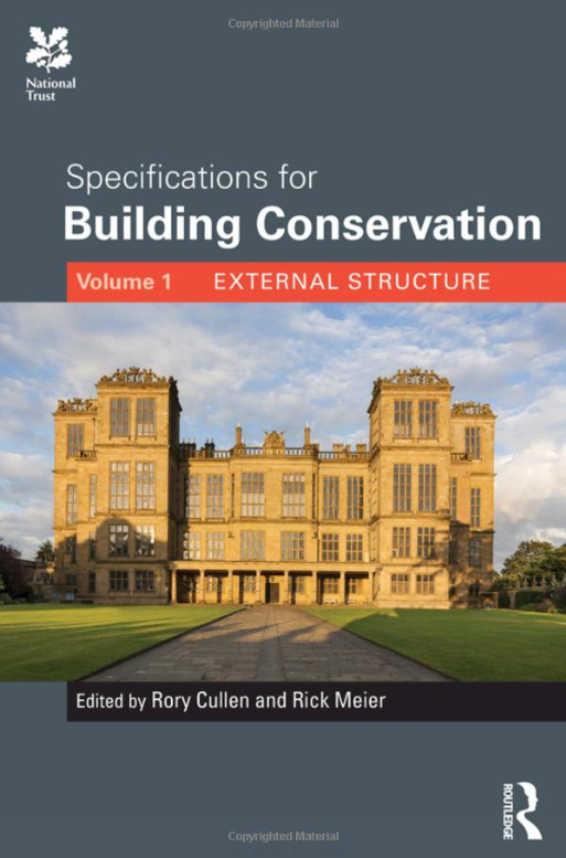 Specifications for Building Conservation Volume 1.png
