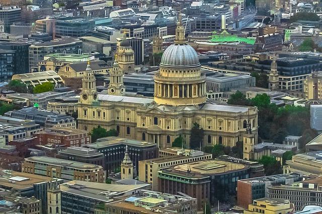25 best buildings in London - Designing Buildings Wiki