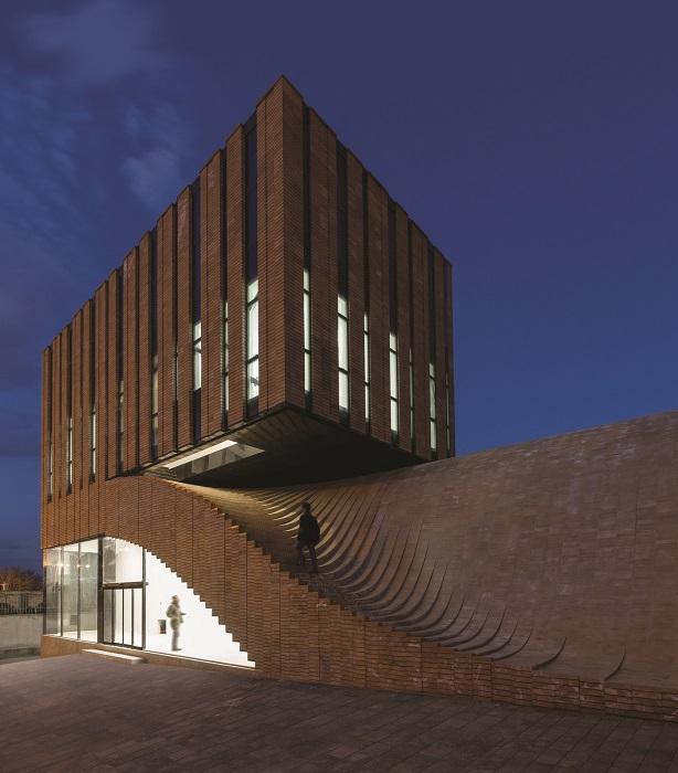 Termeh Building Iran Designing Buildings Wiki