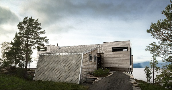 Cabin Straumsnes, Norway - Designing Buildings Wiki