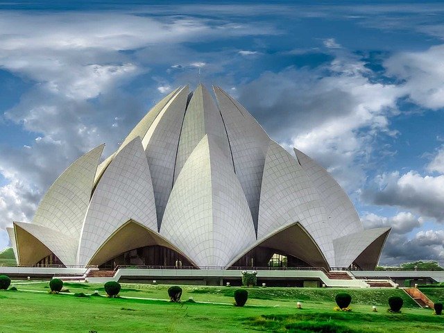 Lotus Temple Designing Buildings Wiki