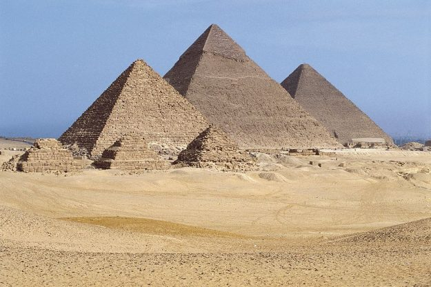 Great Pyramid of Giza - Designing Buildings Wiki