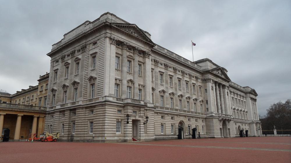 Buckingham Palace Designing Buildings Wiki