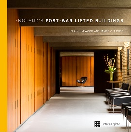 England's post-war listed buildings cover270.jpg