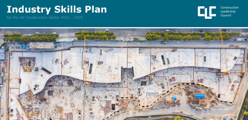 Industry Skills Plan 2021-2025 - Designing Buildings Wiki