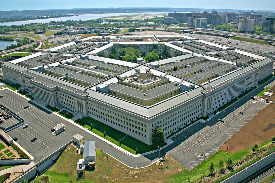 The Pentagon - Designing Buildings Wiki