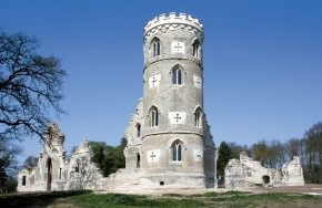 Wimpole Gothic Tower after conservation 290.jpg