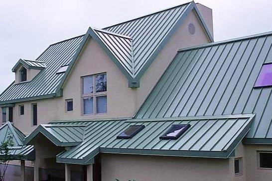 Metal Roofing Designing Buildings Wiki
