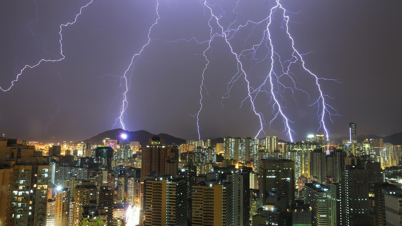 Lightning protection system - Designing Buildings Wiki