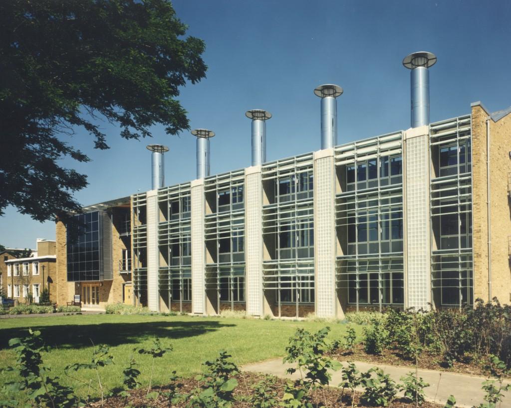 Design for deconstruction, office building - Designing Buildings Wiki