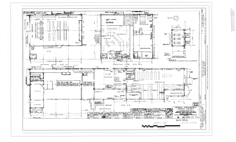 General Arrangement Drawing Designing Buildings Wiki