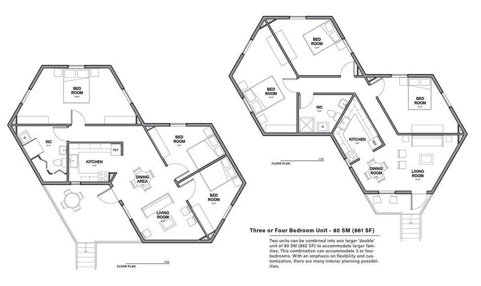 Bedroom Design Dimensions